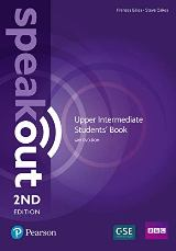 Speakout - Upper intermediate (2nd edition) (Students' Book+Workbook)