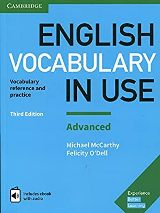 English vocabulary in use - advanced (third edition)