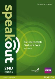 Speakout - Pre Intermediate  (2nd edition) (Students book + Workbook)