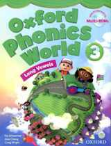 Oxford Phonics World: Level 3 (Student Book + Workbook + CD)