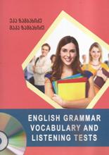 English Grammar Vocabulary and Listening Tests