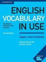 English Vocabulary in Use Upper-Intermediate (Fourth Edition) + CD