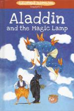 Aladdin and The Magic Lamp (stage 5)