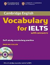 Vocabulary for ielts with answers