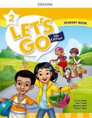 Lets Go #2 (Student book + Workbook) - 5th edition