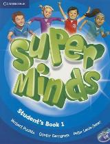Super Minds - Level 1 (Student's Book + Workbook with CD/DVD-ROM)