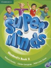 Super Minds - Level 2 (Student's Book + Workbook with CD/DVD-ROM)