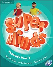 Super Minds - Level 3 (Student's Book + Workbook with CD/DVD-ROM)