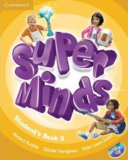 Super Minds - Level 5 (Student's Book + Workbook with CD/DVD-ROM)