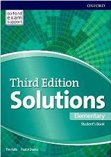 Solutions - Elementary (3rd Edition)