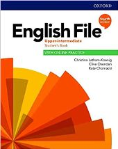 English File - Upper-Intermediate (Student's Book+WorkBook) (Fourth Edition)