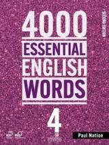 4000 Essential English Words #4-B2 (2nd Edition)