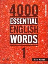 4000 Essential English Words #1-A2 (2nd Edition)