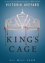 King's Cage (Red Queen Series-Book 3) (For ages 12-17)