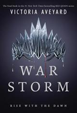 War Storm (Red Queen Series-Book 4) (For ages 12-17)