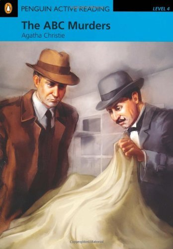 The ABC Murders - Stage 4 (Intermediate) + CD