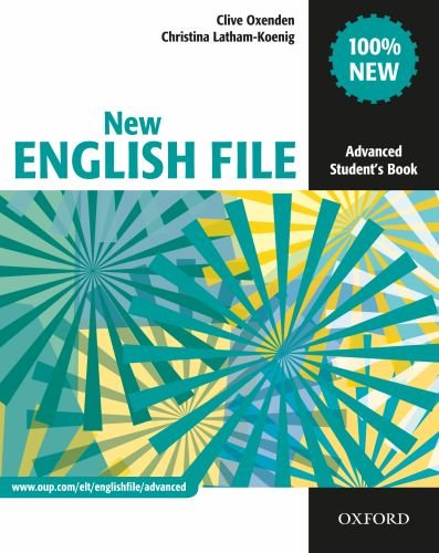 New English File - Advanced