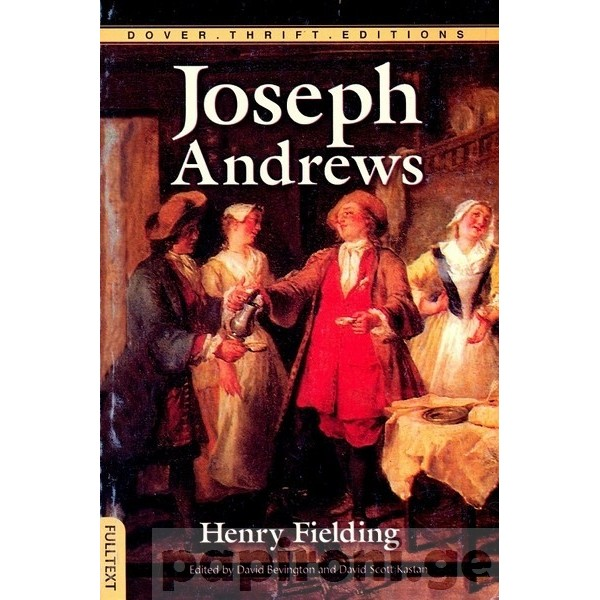 Joseph Andrew (Full Text)