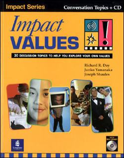mpact Values! 30 Discussion Topics to Help You Explore Your Own Values