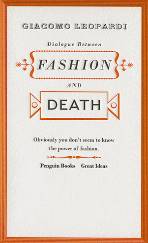Dialogue Between Fashion & Death