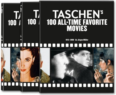 TASCHEN's 100 All-Time Favorite Movies