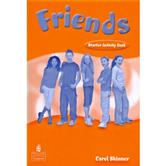 friends Active Book - starter