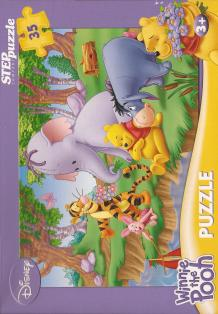 Winnie the Pooh (Puzzle)