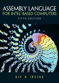 Assembly Language for Intel-Based Computers (Fifth Edition)