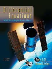 Differential Equations with Boundary-Value Problems (Seventh Edition)