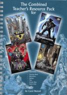 The Combined Teachers Resource Pack for the Elt Graphic Novels