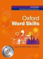 Oxford Word Skills  (Intermediate) +CD