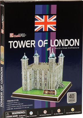 Tower Of London - 3D Puzzle