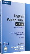 English Vocebulary in Use Upper-Intermediate (Third Edition)
