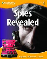 spies revealed #2