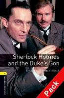 sherlock holmes and the dukes son (Stage 1) +CD