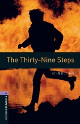 The Thirty-Nine Steps +CD (Stage 4)