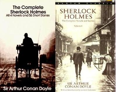Sherlock Holmes (Complete Novels and Stories) Volume 1 + 2