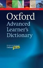 Oxford Advanced learners Dictionary + CD