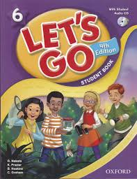 Lets Go #6 (Student book + Workbook) - 4th edition